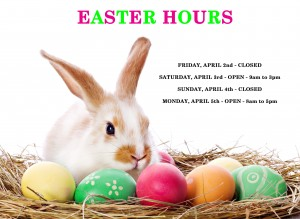 easter-bunny - hours 2021
