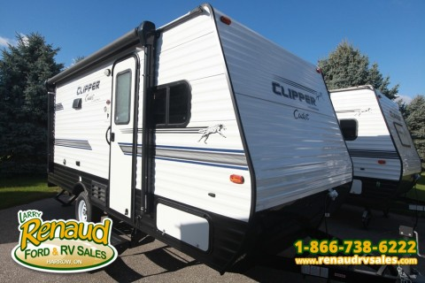 2019 Coachmen Clipper Cadet 17 CBH
