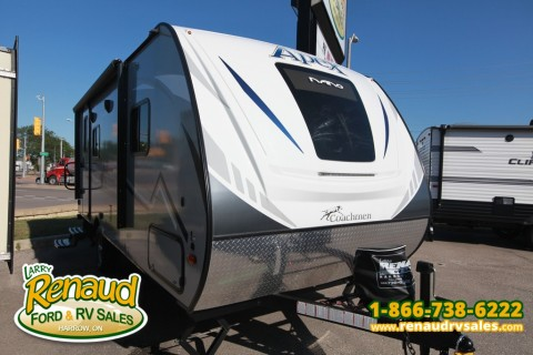 2018 Coachmen Apex Nano 189 RBS