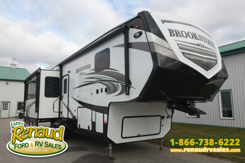 2019 Coachmen Brookstone 310 RL