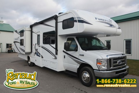 2019 Forest River Forester  3251 DSLE