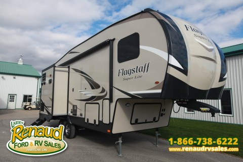 2019 Forest River Flagstaff Super Lite 526 KSWSC