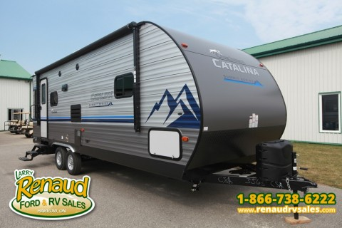 2020 Coachmen Catalina Summit Series 231 MKS