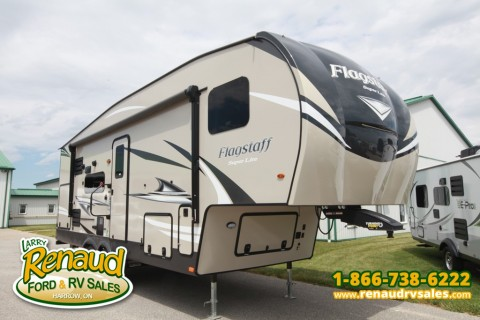 2021 Forest River Flagstaff Super Lite 526 RWS