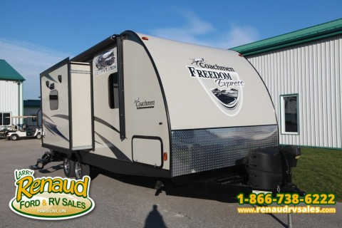 2015 Coachmen Freedom Express Ultra Lite Edition 233 RBS